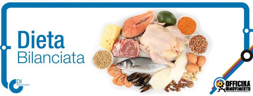 Dieta bilanciata proteine