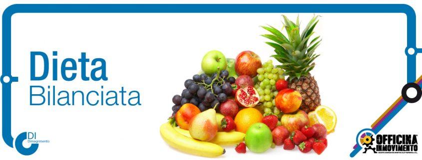 Dieta bilanciata vitamine sali minerali